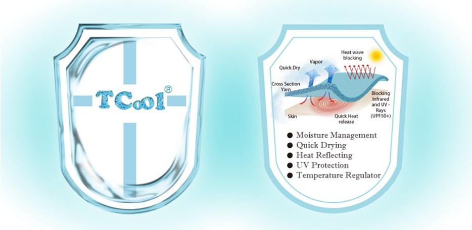 FILA採用南緯TCool®涼感紗線,推出2014春夏高爾夫球服裝