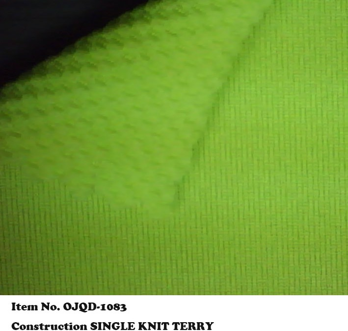 Single Knit Terry